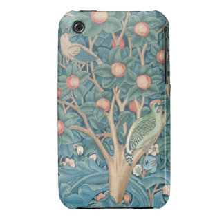 The Woodpecker Tapestry, detail of the woodpeckers Case-Mate iPhone 3 Case