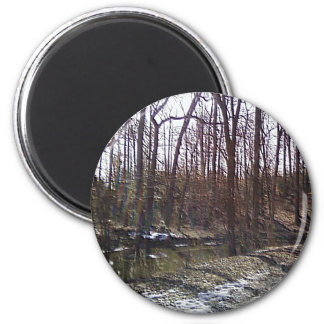 The Woods Magnet