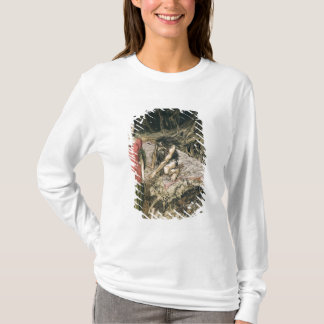 The Wooing of Grimhilde, the mother of Hagen T-Shirt