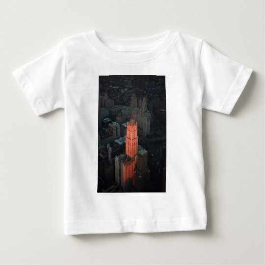 The Woolworth Building Baby T-Shirt