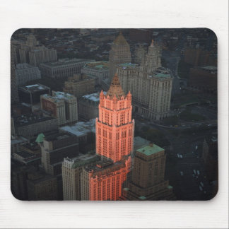 The Woolworth Building Mousemats
