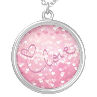 The Word LOVE Keepsake Romantic Necklace