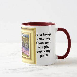 The word of God is a map unto my feet Mug