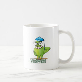 The WordPress Wizard Coffee Mugs