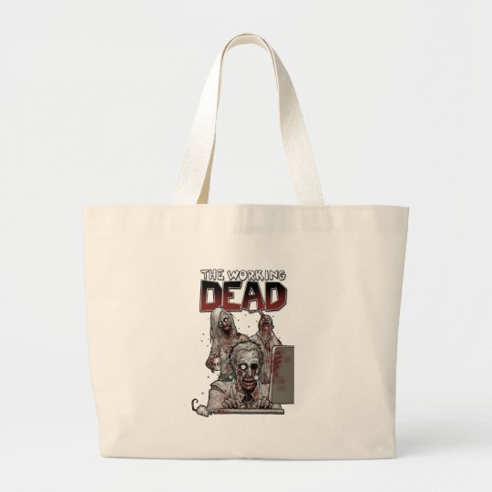 THE WORKING DEAD LARGE TOTE BAG