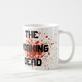 The working dead mug