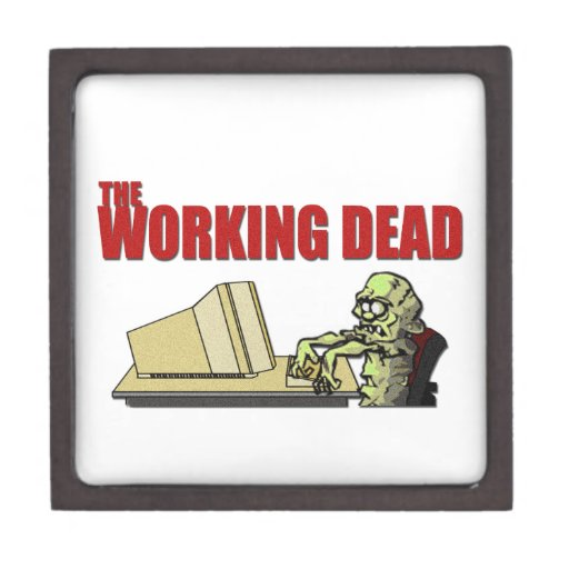 The Working Dead Premium Gift Boxes