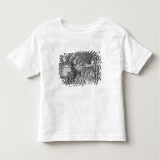 The workmen's train toddler t-shirt