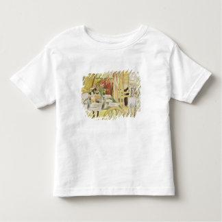 The Workroom, pub. in 'Lasst Licht Hinin' (`Let in Toddler T-shirt