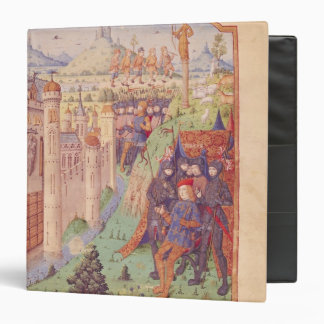 The Works of Virgil with Commentary by Servius 3 Ring Binder