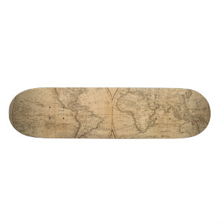 The World 2 2 Skateboard Deck