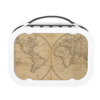 The World 2 2 Yubo Lunchboxes