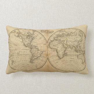 The World 2 Lumbar Pillow