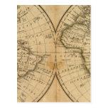The World 2 Postcard