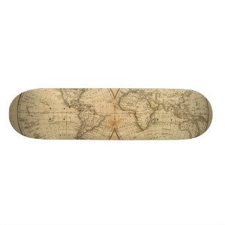 The World 2 Skateboard Deck