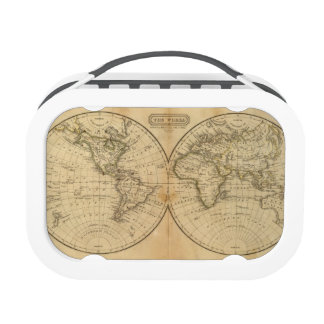The World 2 Yubo Lunch Boxes