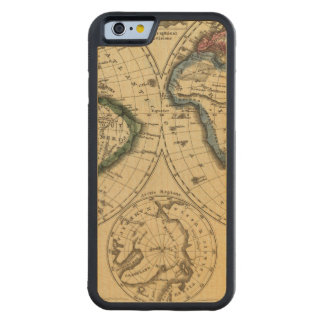 The World 3 2 Maple iPhone 6 Bumper Case