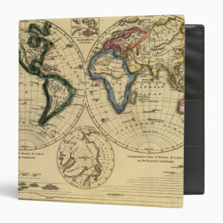 The World 3 3 Ring Binder