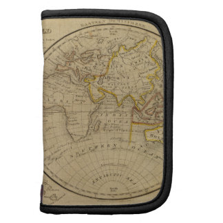 The World 3 Folio Planners