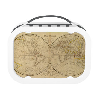 The World 3 Lunch Box