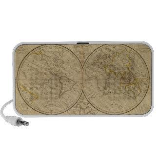 The World 3 Portable Speaker