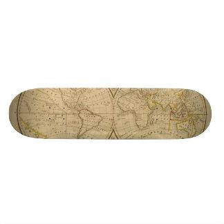 The World 3 Skateboard Deck