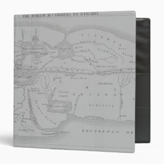 The World According to Strabo 3 Ring Binders