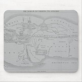 The World According to Strabo Mouse Pad