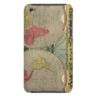 The World At One View iPod Case-Mate Case