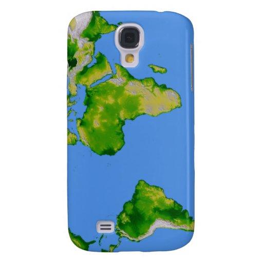 The World Galaxy S4 Case