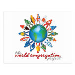 The World Congregation Project Post Card