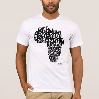 THE WORLD CUP MENS  AMERICAN  APPAREL T-SHIRT