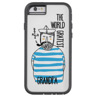 THE WORLD GRATEST GRANDPA TOUGH XTREME iPhone 6 CASE