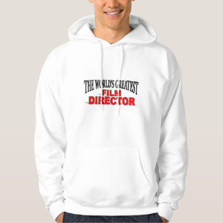 The World&' Greatest Film Director Hoodie