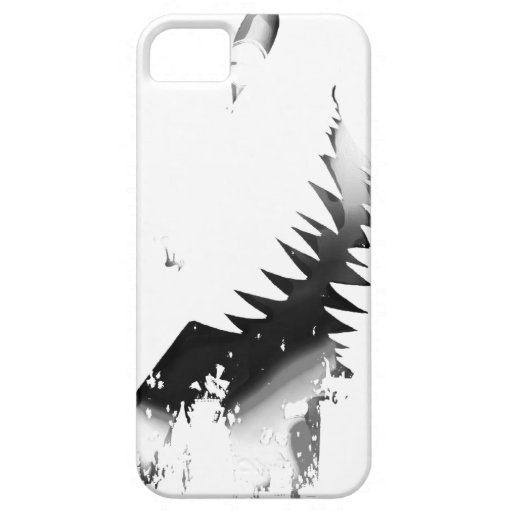 The World Grows Smaller - Monster City Attack Grey iPhone 5 Case
