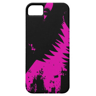The World Grows Smaller - Purple iPhone 5 iPhone SE/5/5s Case