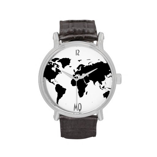 the world hour wrist watches