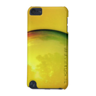 The world in a bubble iPod touch (5th generation) cases
