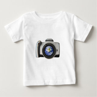 The World in Your Viewfinder Baby T-Shirt