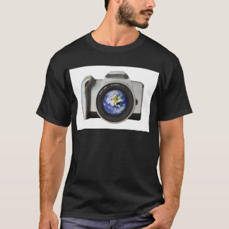 The World in your Viewfinder T-Shirt