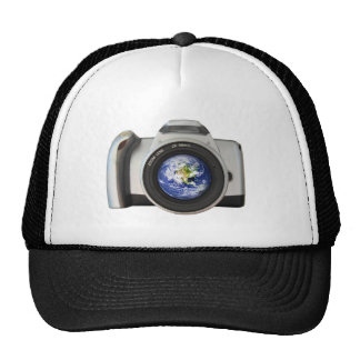 The World in Your Viewfinder Trucker Hat