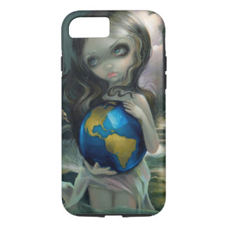 """The World"" iPhone 7 Case"