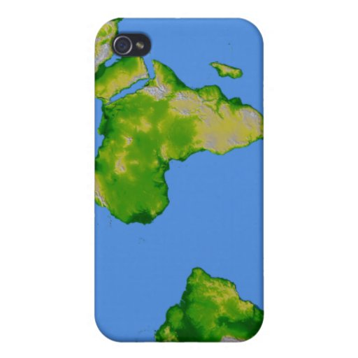 The World iPhone 4 Cover
