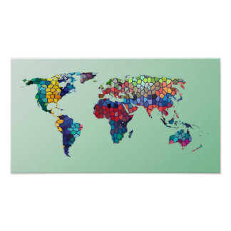 The World is a Beautiful Place Poster