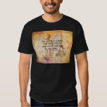 The world is a book and those who do not travel shirt