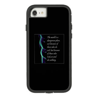 The World is a Dangerous Place Case-Mate Tough Extreme iPhone 8/7 Case