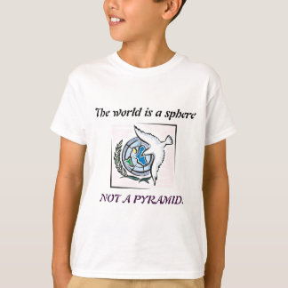 The world is a sphere T-Shirt
