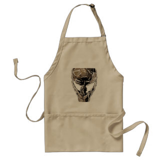 The World Is In Your Hands Adult Apron