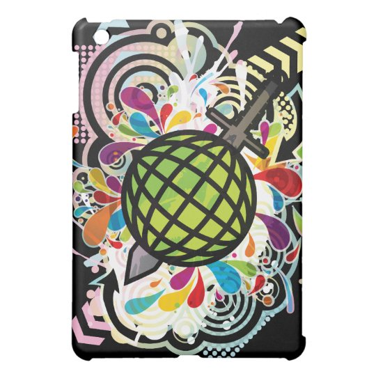 THE_WORLD_IS_MINE CASE FOR THE iPad MINI