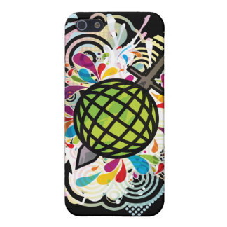 THE_WORLD_IS_MINE iPhone SE/5/5s COVER